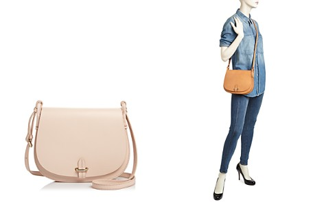 Celine Lefebure Emma Leather Saddle Bag - 100% Exclusive - Bloomingdale's_2